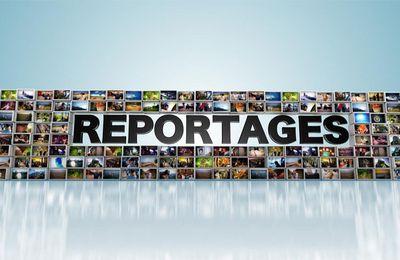 Tout quitter pour la Dordogne et Drôles de loisirs dans Reportages sur TF1
