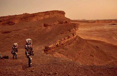 """La saison 2 de la série """"Mars"""" en tournage pour National Geographic"""