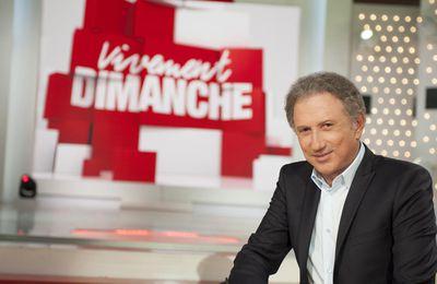"""Mathilde Seigner, Richard Berry, Alyzée Lalande (...) invités de """"Vivement dimanche prochain"""" sur France 2"""