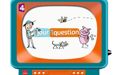 Au programme du 16 au 20 octobre dans « 1 jour, 1 question » sur France 4