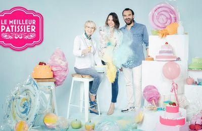 La meringue donne le coup d'envoi de la saison 6 du Meilleur Pâtissier ce soir sur M6
