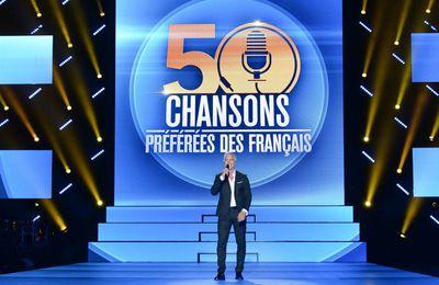 Découvrez ce soir sur M6 avec David Ginola les 50 chansons préférées des français