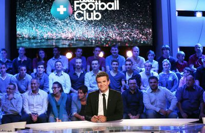 Avant Saint Etienne / Lyon, Anthony Mounier invité du Canal Football Club sur Canal+