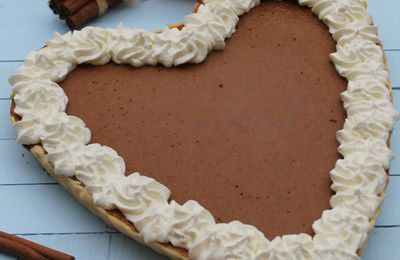 Pumpkin Pie Coeur