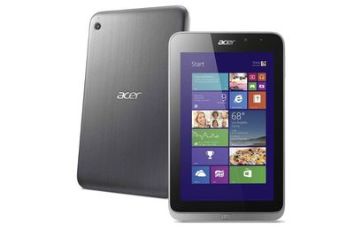 Test Acer Iconia W4 : la petite tablette Windows pour amateur de mini PC
