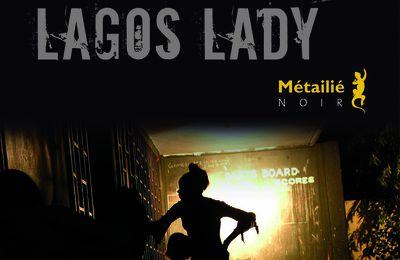 UN ANGE PASSE - LAGOS LADY - LEYE ADENLE