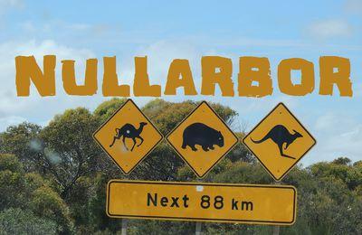 Les plaines du Nullarbor