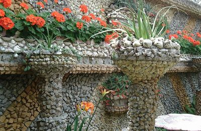 Le Jardin Rosa Mir, Croix-Rousse à Lyon