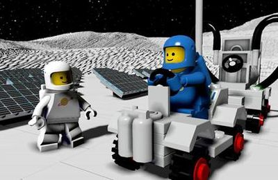 Le pack DLC Classic Space de Lego World est disponible !