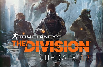 La mise à jour 1.7 de Tom Clancy's The Division est disponible