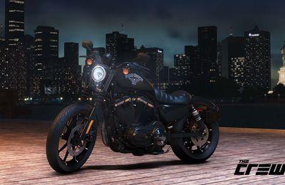 The Crew 2 s'offre en exclusivité des Harley-Davidson