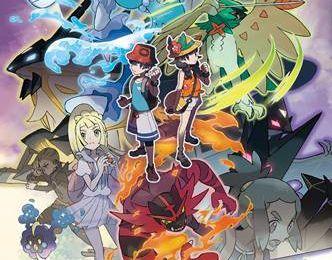 Les jeux Pokémon Ultra-Soleil et Pokémon Ultra-Lune s'offrent des nouvelles infos !