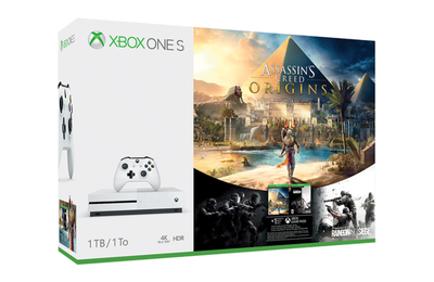 Microsoft annonce le pack Assassin's Creed Origins sur Xbox One S