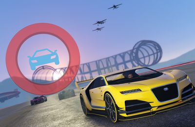GTA ONLINE : courses polymorphes maintenant disponibles !