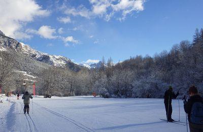 256 - A fond le ski