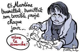 """Martine et les """"Feuillants"""""""