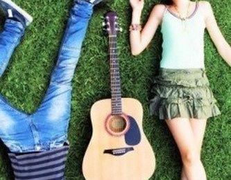 Une guitare pour deux - Mary Amato