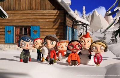 Ma vie de courgette grand vainqueur au Festival du film d'animation d'Annecy.