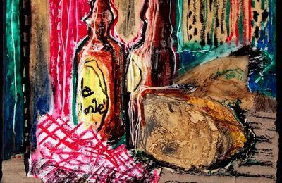 Arts - Juliana Alderisi - Tendances Graphiques - Août 2014