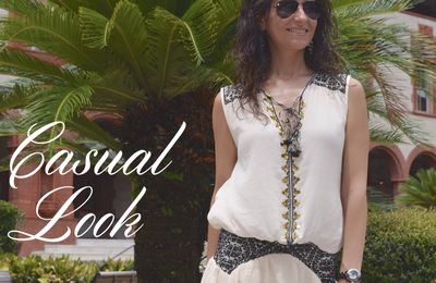 "Mon style #14 ""Casual Look"""