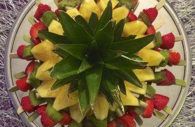 La tendance ananas !