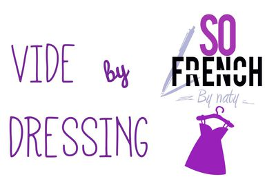 Mon Vide Dressing à shopper !