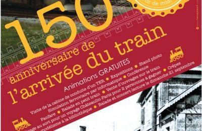 Le train transformé en patrimoine