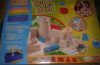 Super sand castle de goliath