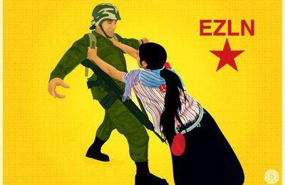 La candidatura Zapatista.