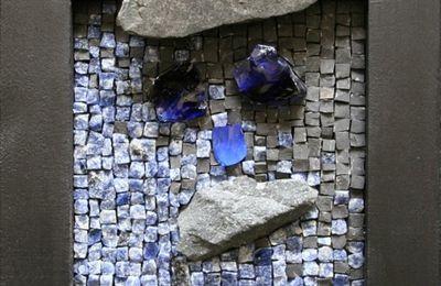 Bonhomme en bleu