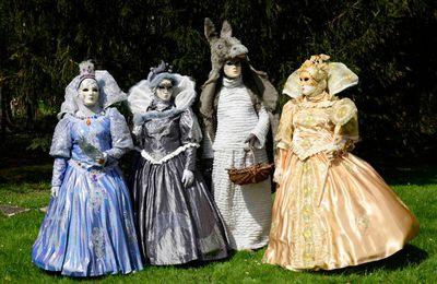 Carnaval vénitien... à Corbeil-Essonnes