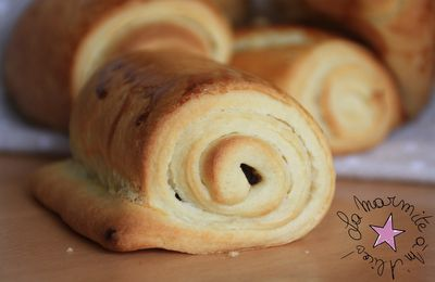 "☆ Pains au Chocolat ""Illusion"" ☆"
