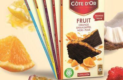 Tu veux (toujours) gagner le nouveau Côte d'Or Fruit ?