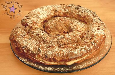 ☆ Paris-Brest de Cyril Lignac ☆