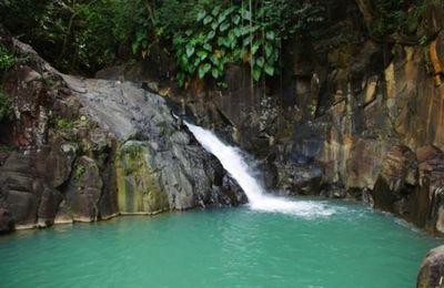L'Acomat ses bassins, ses cascades, ses caches