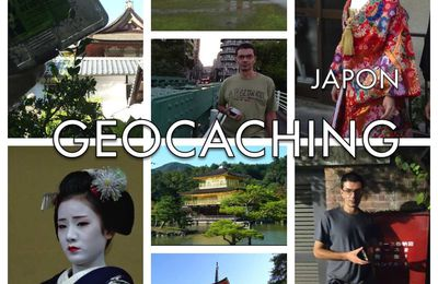Geocaching au Japon