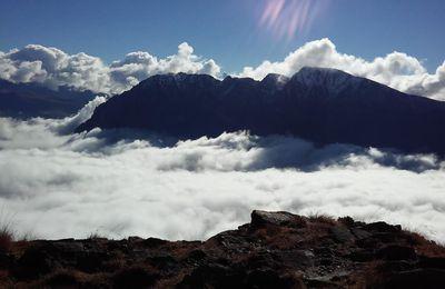La Botte (2248m), depuis l'Arselle