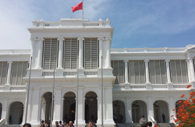 Visite d'Istana State House