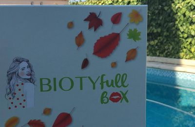 My Biotyfull box #6