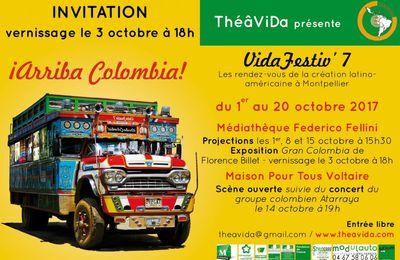 ¡¡Arriba Colombia!!