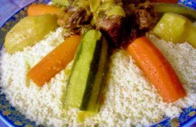 Conseil pour mon couscous marocain
