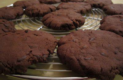 Cookies choco et noix de coco