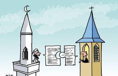 Le dialogue inter-religieux est l'affaire de personnes convaincues