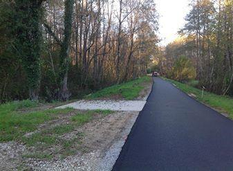 La voie verte de la Bresse enfin sur les rails!