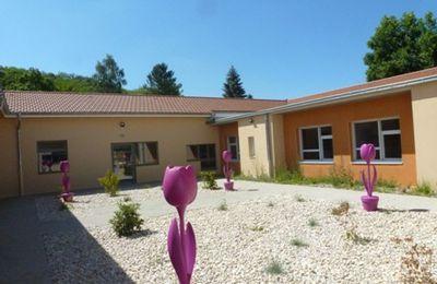 Inauguration de l'EHPAD Notre Maison à Aromas