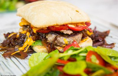 Le burger franco-américain : The wil burger