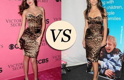 Battle de Look : Miranda Kerr VS Elizabeth Hurley