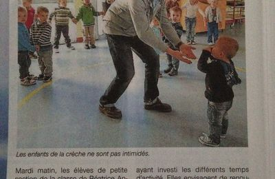 Article Ouest France du 21 Mai