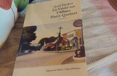 La vérité sur l'Affaire Harry Quebert de Joël Dicker