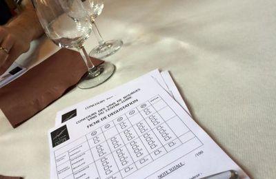 Quatre-vingt trois vins médaillés dont trente-six d'or au Concours de Bourges...